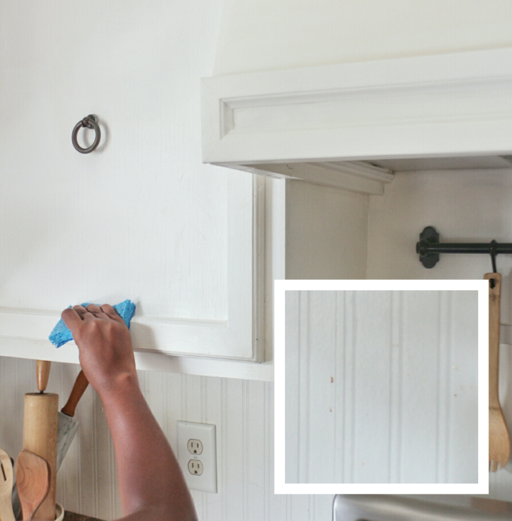 "Are Painted Kitchen Cabinets Durable: How To Keep Those Painted Cabinets ""Brite"" And White With"