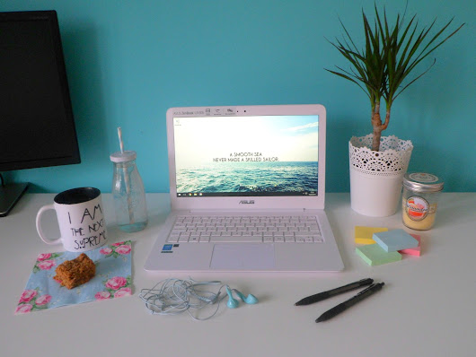 My Desk Essentials