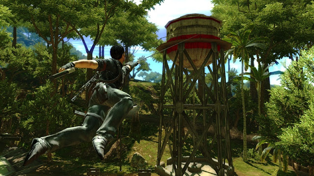 Just Cause 2 Free Download Full Version PC Photo