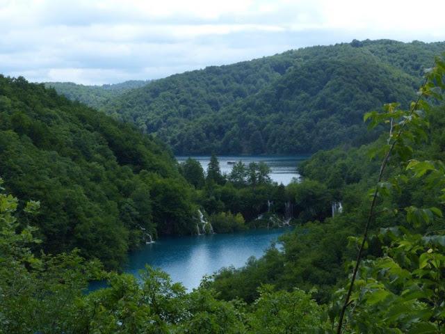 Kroatien Urlaub Camping Roadtrip Zelten Plitvicer Seen
