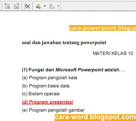 Cara Edit PDF Dengan Foxit