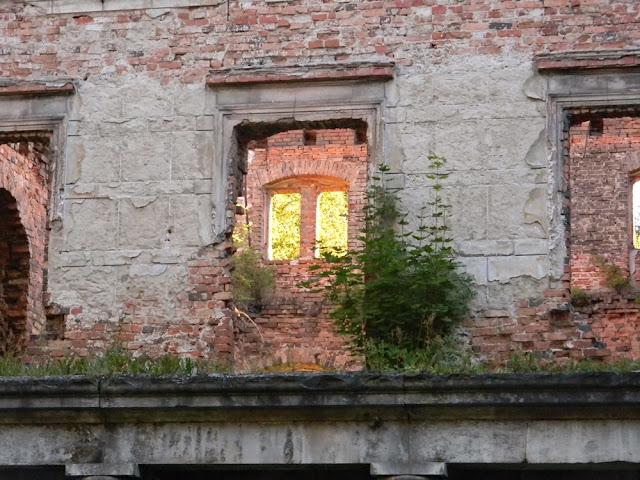 Jak wyglądają ruiny pałacu w Zatoniu? Z jaką postacią są związane?