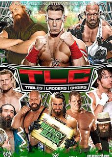 WWE TLC Tables, Ladders & Chairs (2015) Bluray Full