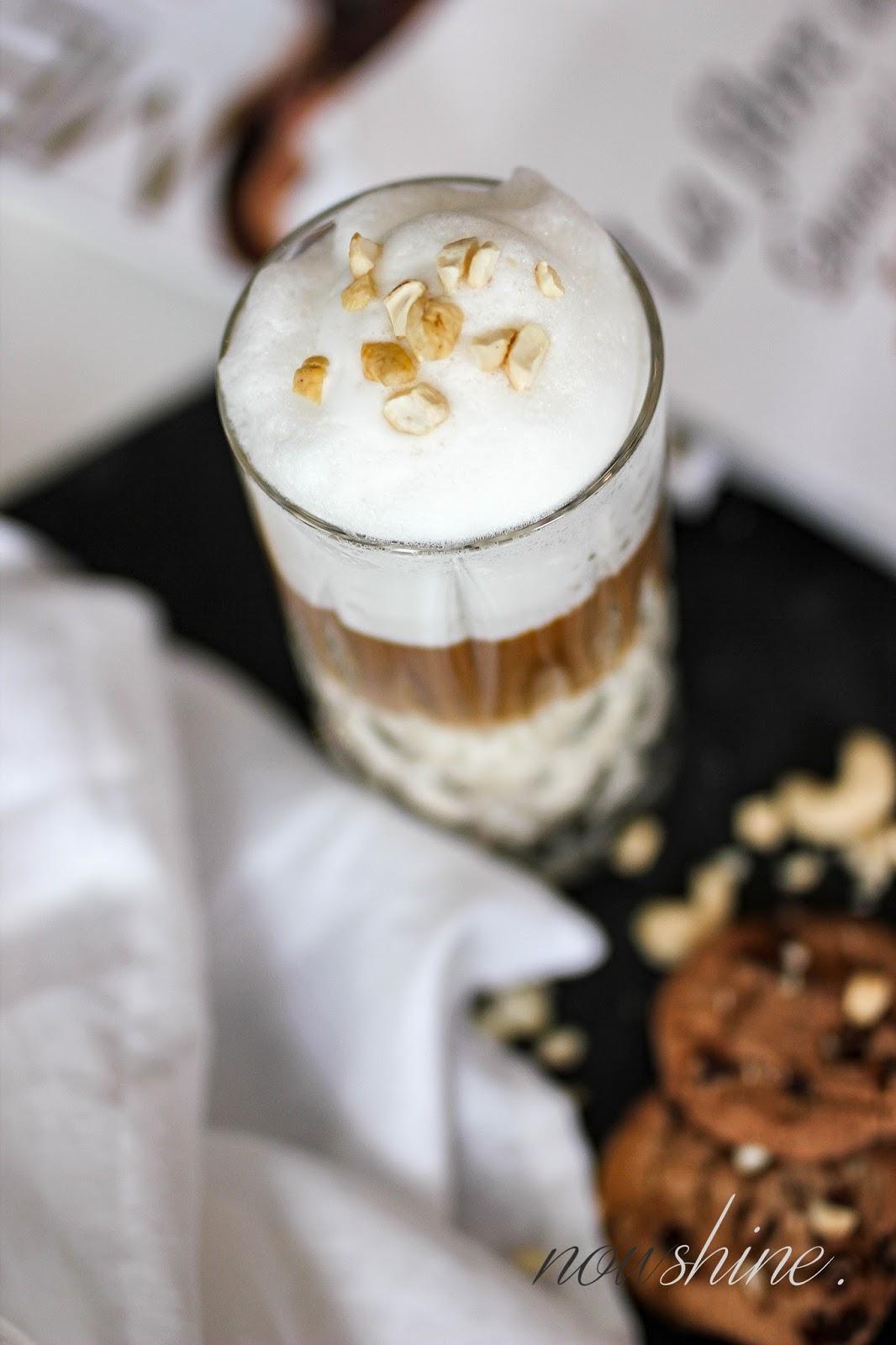 Alpro Cashew Latte/  Breakfast Club