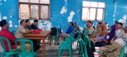 FOPPSI Wanasaba Gelar Sosialisasi Tingkat SD dan SMP
