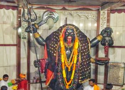 अद्भुत मूर्ति है माँ पाताल भैरवी का , राजनांदगांव(छ.ग)