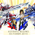 Gundam SEED Destiny Astrays Begins October 2013