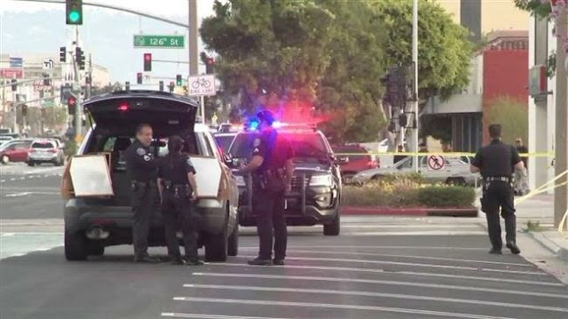 Man fatally shoots woman in front of Hawthorne police department