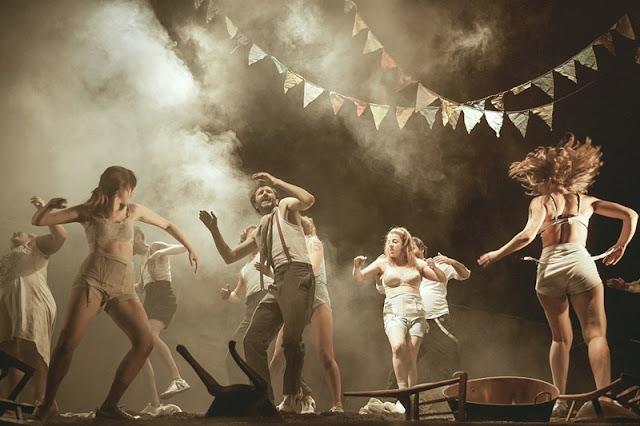 Danzad Maldito Teatro Español Madrid Espectáculo Premio Max