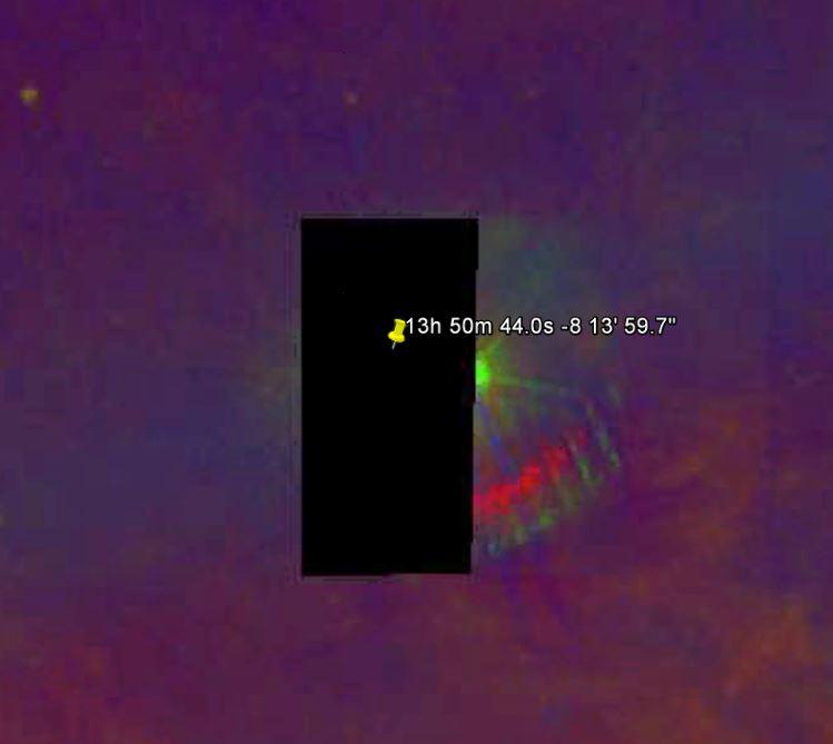 Risultati immagini per red kachina, Google Sky