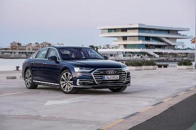 Nouveau 2019 Audi A8, Prix, Photos, Caractéristiques, Dates de sortie # 2019A8