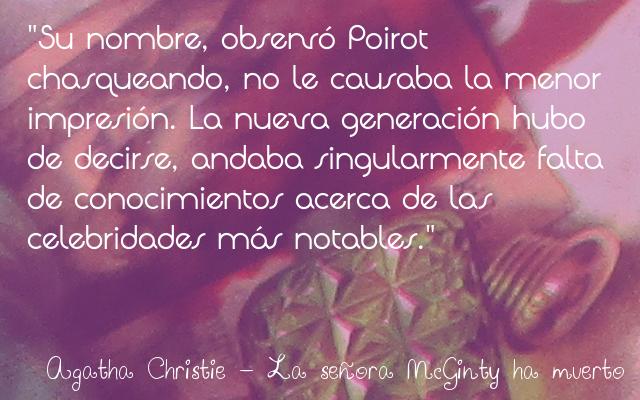 La Señora McGinty ha muerto - Agatha Christie