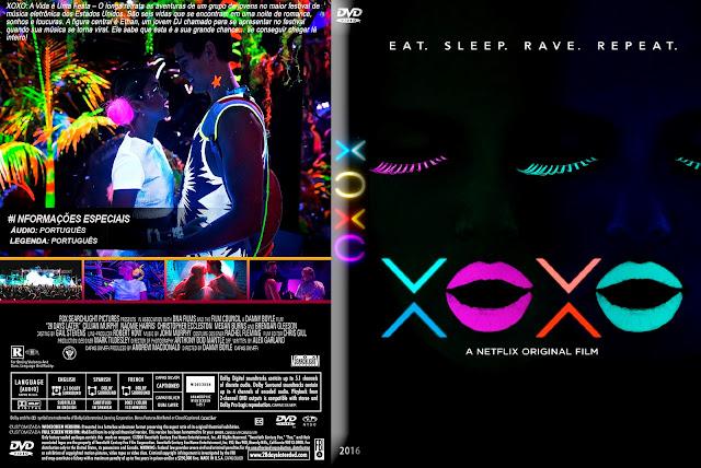 Capa DVD XOXO