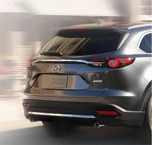 Design belakang Mazda CX 9