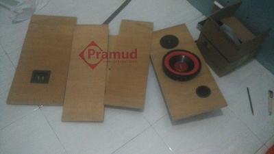 cara membuat box speaker dengan mudah