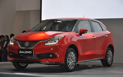 Launching Suzuki Baleno Hatchback di GIIAS 2017
