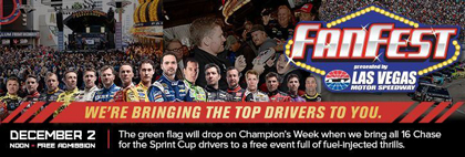 #nascar Fanfest Highlights Champion's Week