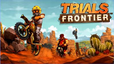 Trials Frontier Mod Apk1