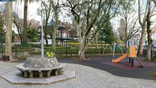 PARK / Parque Infantil - Jardim João José da Luz, Castelo de Vide, Portugal