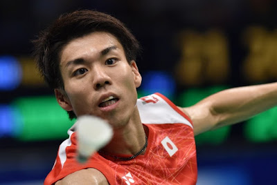 Final Indonesia Terbuka Pertemukan Kidambi Vs Sakai