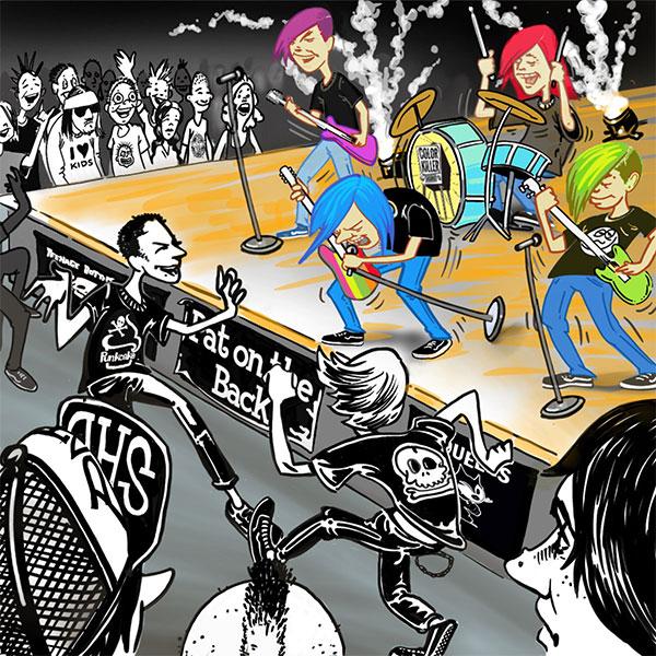 Skatepunkers: June 2019
