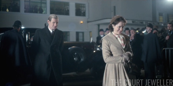Jewels on Film: The Crown (Season 1, Episode 8) | The Court