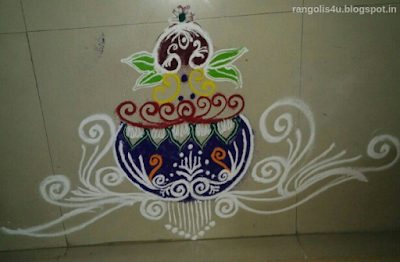 Sankratni Rangolis