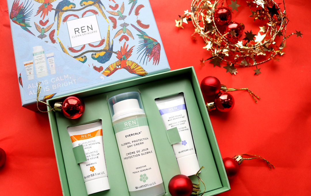 REN All Is Calm, All Is Bright Gift Set