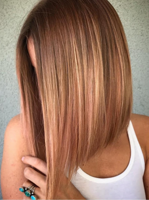15 Best Bob haircuts, hair colorings and hairstyles trend in 2019