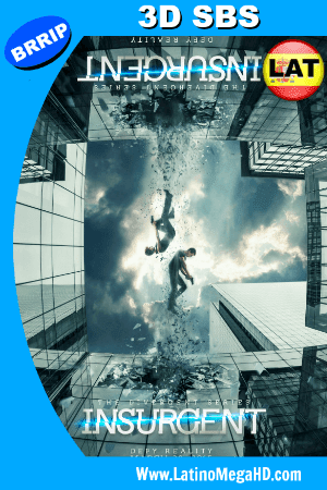 Insurgente (2015) Latino Full 3D SBS 1080P (2015)