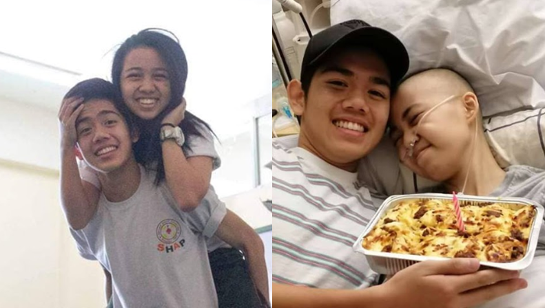 BF announces death of inspiring student who continued to go to school despite cancer