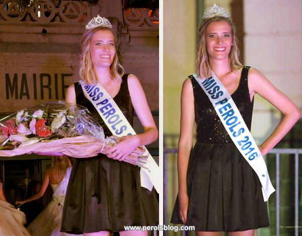 Miss Pérols 2016