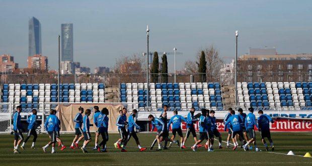 ستة لاعبين غير موجودين على قائمة ريال مدريد في مواجهتهم امام اتلتيكو مدريد