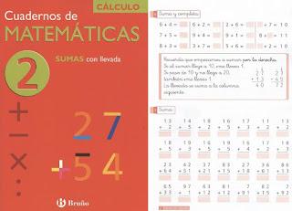 Cuadernos de Matemáticas - Sumas con llevadas 2