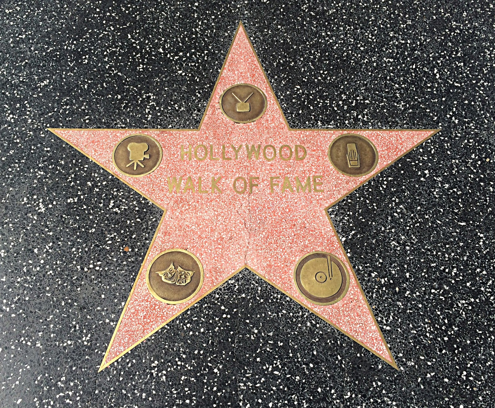 Los Angeles - Walk of Fame