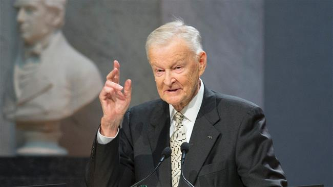 Zbigniew Brzezinski, the hawkish strategic theorist and former US President Jimmy Carter's national security adviser dies at 89