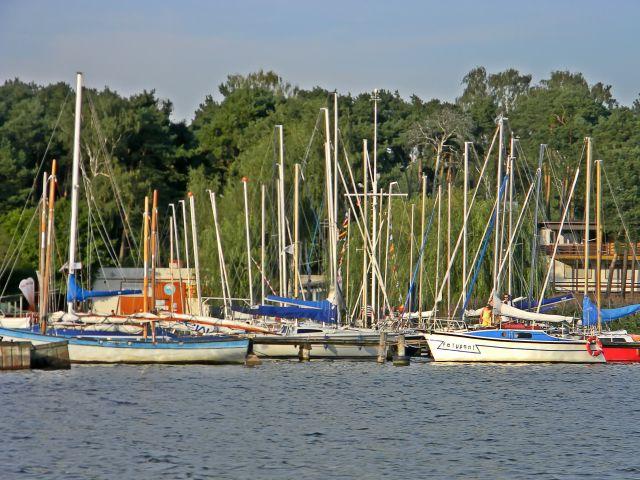 Jezioro Sławskie, sport, wypoczynek