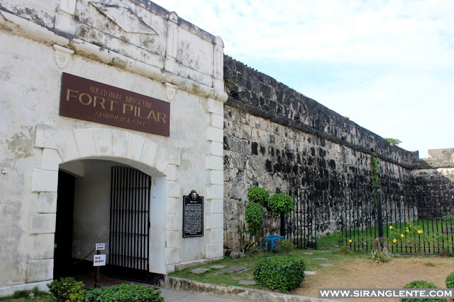 Fort Pilar and the national museum