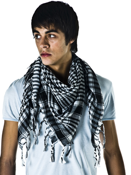 Those Hipster Scarves