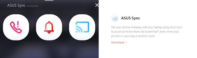 ASUS Sync ZenBook Pro 15 UX580