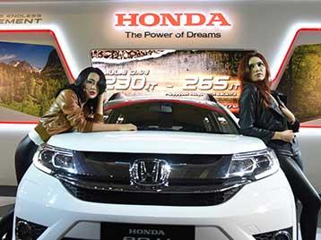 Spesifikasi Honda BRV 2016