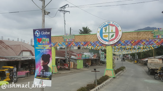 The town of Pugo in La Union