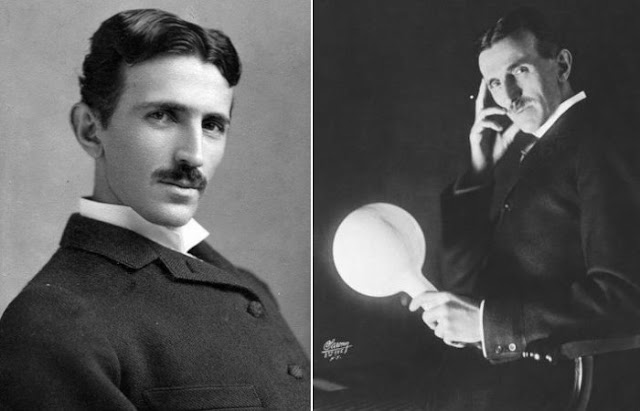 Biographer Nikola Tesla claims that the scientist heard the conversation of aliens