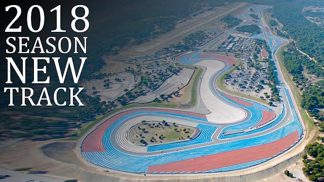 F1 France 2018