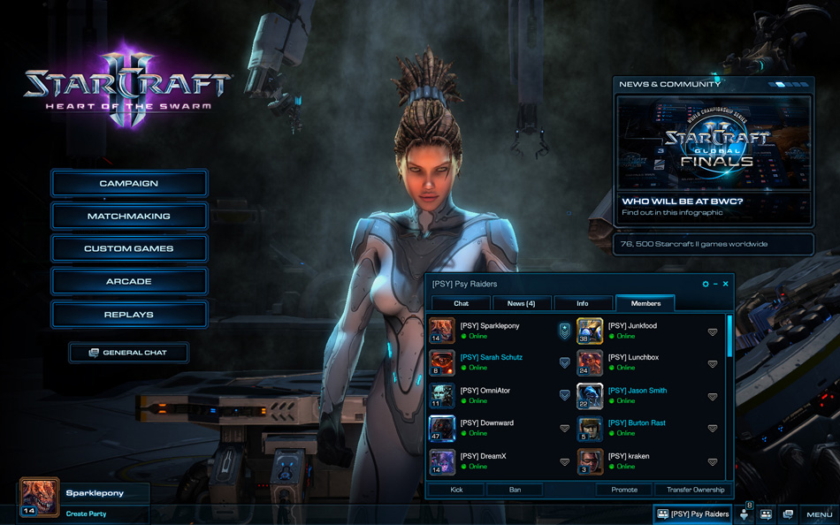 Starcraft 2 heart of the swarm trainer ~ download free hacks.