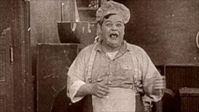 """Φάττυ Άρμπακλ (Roscoe """"Fatty"""" Arbuckle)"""
