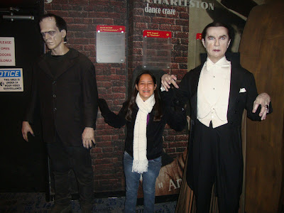 Museu de cera Madame Tussauds em New York