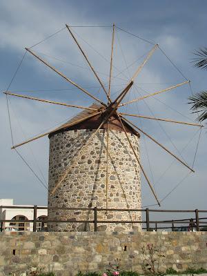 Old Mill Antimachia