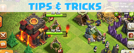coc pro tips
