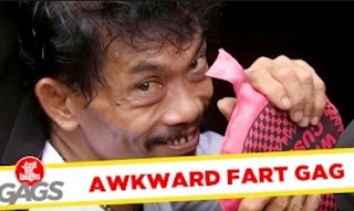 Funny Video – The Loudest FART in History!